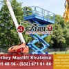 Mahmutbey Kiralik Manlift (Kiralık Makaslı Platform)