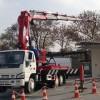 Kiralık Sepetli Vinç İstanbul Avrupa Yakası