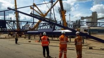 Vinç İle Elektrik Trafosu, Köşk Ve Pano Montajı İşleri