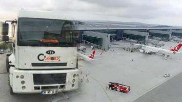 3. Havalimanı Kiralık Vinç